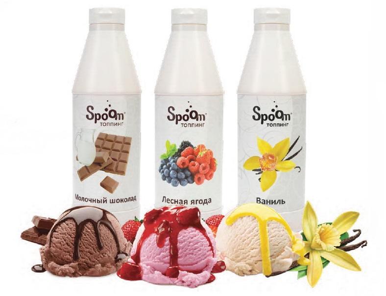 топпинг для мороженого